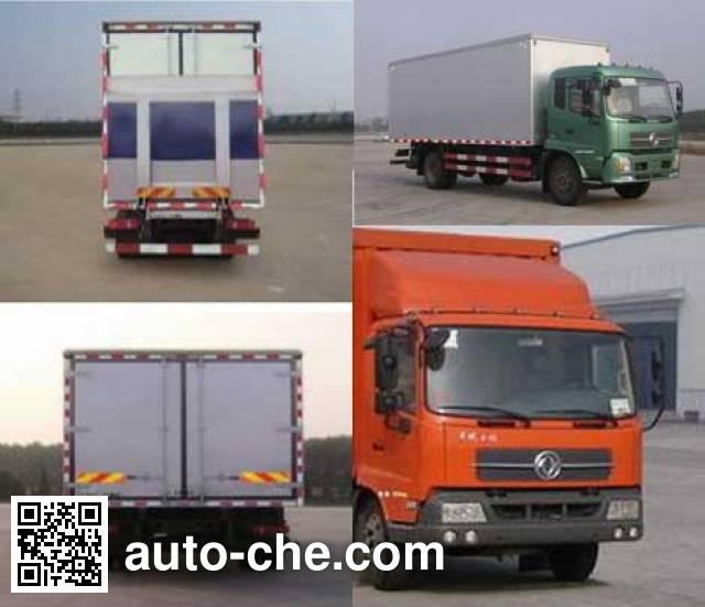 Dongfeng EQ5160XXYZM box van truck