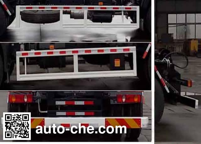 Dongfeng EQ5160ZXXT detachable body garbage truck