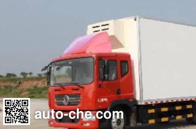 Dongfeng EQ5161XLCL9BDHAC refrigerated truck