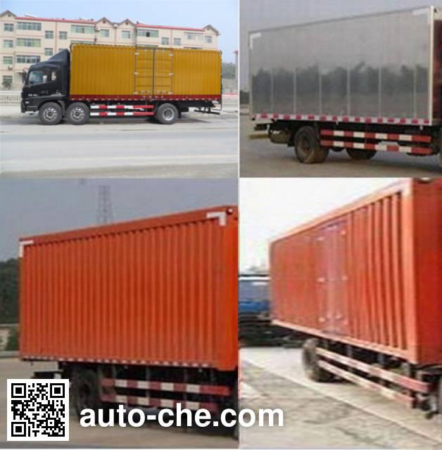 Dongfeng EQ5161XXYZM box van truck