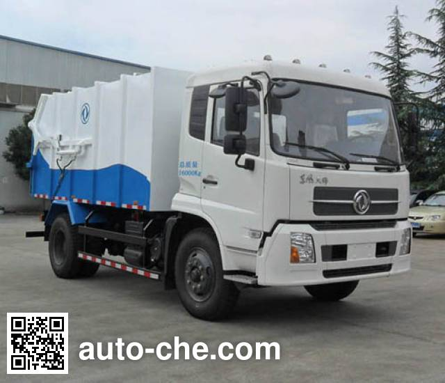 Dongfeng EQ5161ZLJ4 dump garbage truck