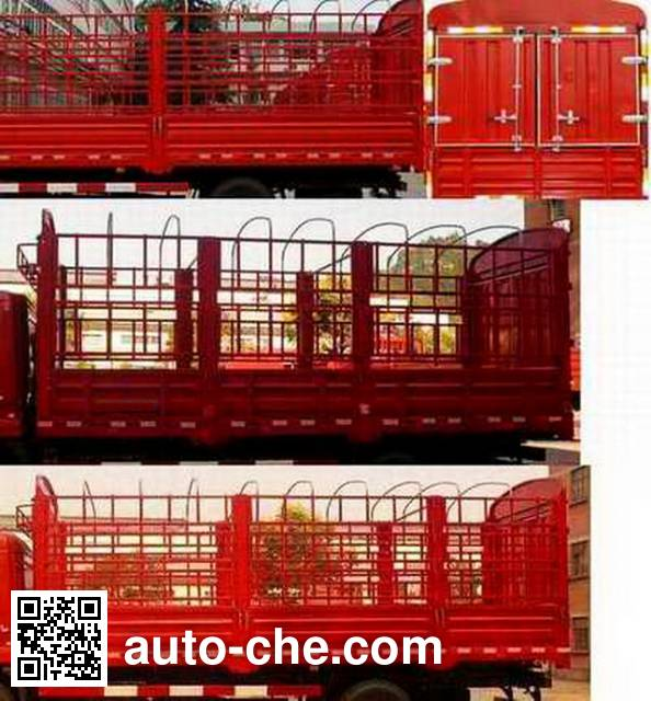 Dongfeng EQ5160CCYZM stake truck