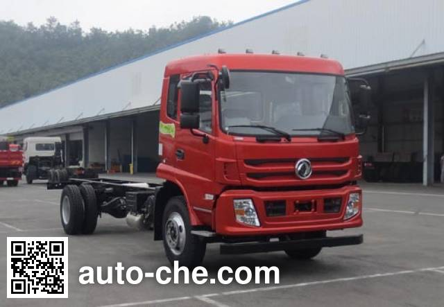 Dongfeng EQ5166JSQFJ truck mounted loader crane chassis