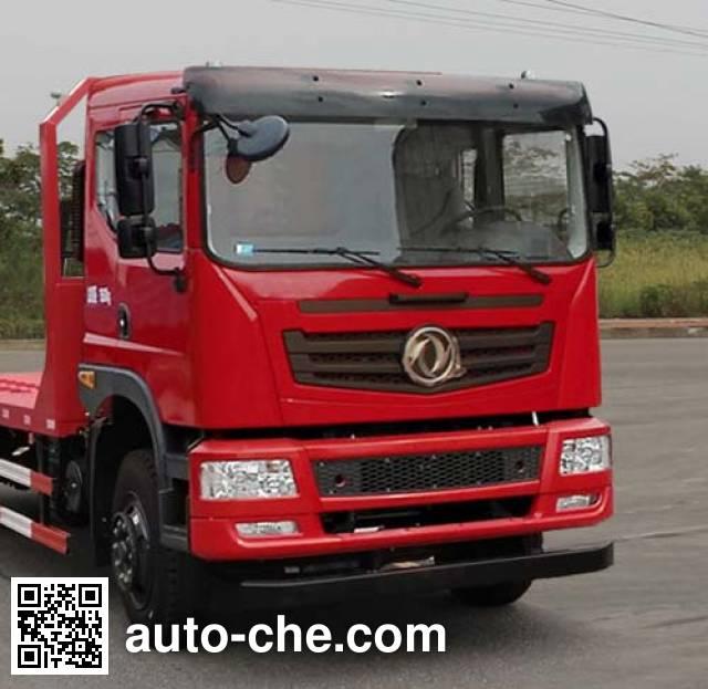 Dongfeng EQ5166TPBFV flatbed truck