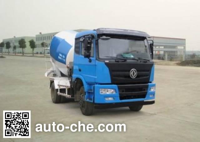 东风牌EQ5168GJBL混凝土搅拌运输车