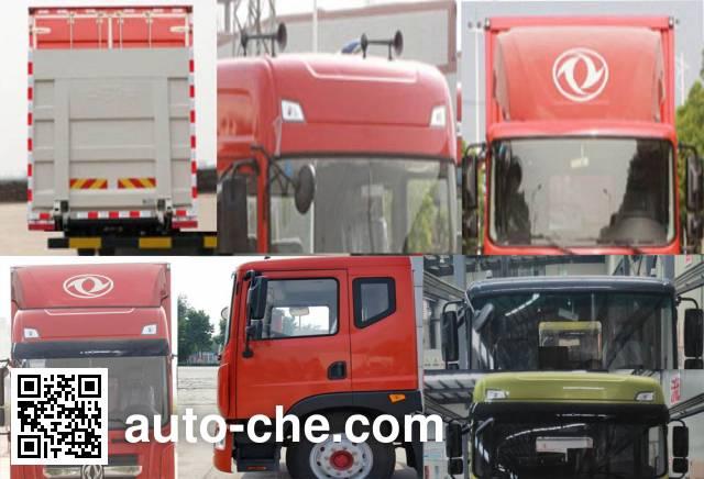 Dongfeng EQ5182XXYL9BDHAC box van truck