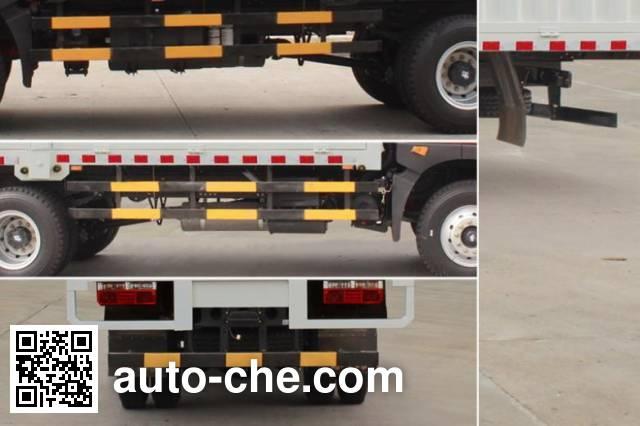 Dongfeng EQ5182CCYL9BDGAC грузовик с решетчатым тент-каркасом