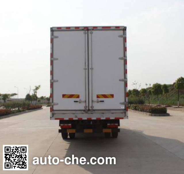 Dongfeng EQ5182XLCL9BDKAC refrigerated truck