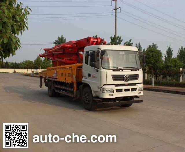 东风牌EQ5230THBL混凝土泵车