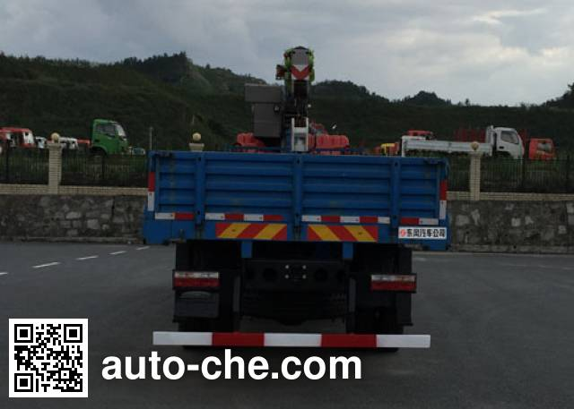 Dongfeng EQ5250JSQFV truck mounted loader crane