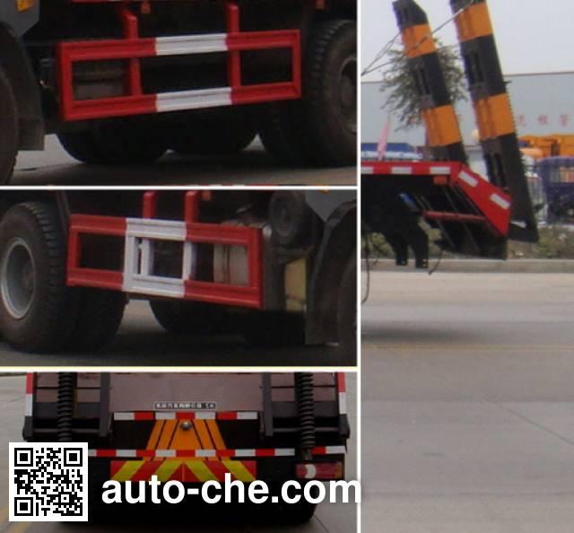 Dongfeng EQ5250TPBGZ4D3 flatbed truck
