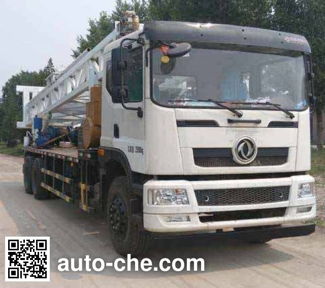 Dongfeng EQ5250TZJGZ4D drilling rig vehicle
