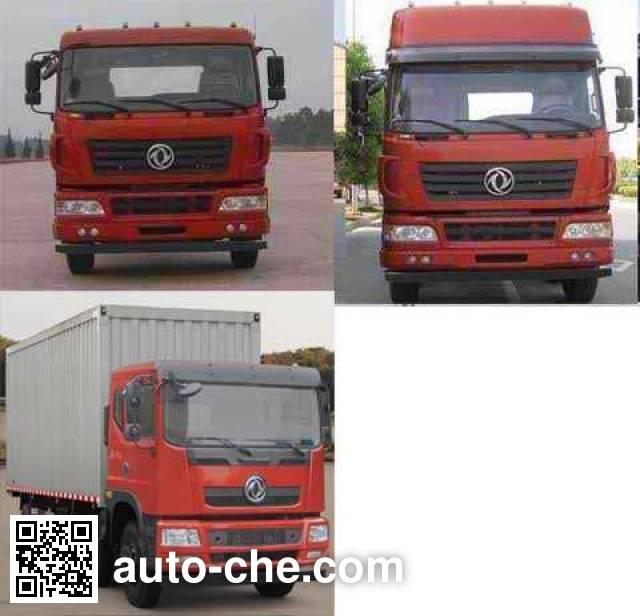 Dongfeng EQ5250XXYGZ5D box van truck