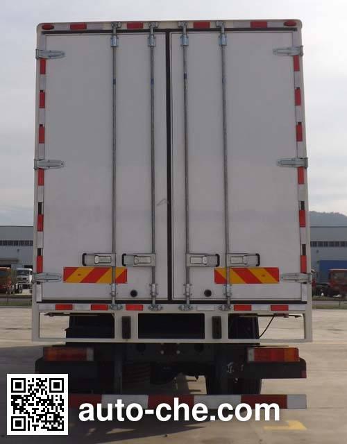 Dongfeng EQ5250XXYT box van truck