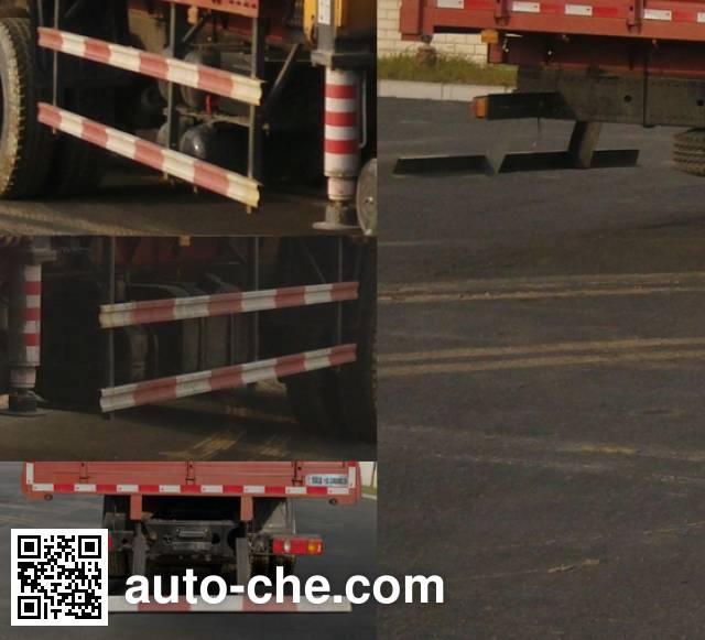 Dongfeng EQ5251JSQZM1 truck mounted loader crane