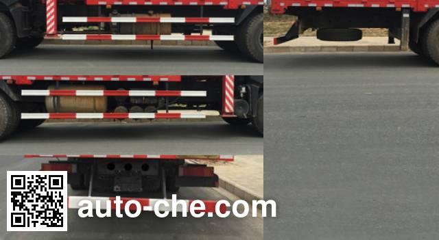 Dongfeng EQ5251JSQZMV truck mounted loader crane