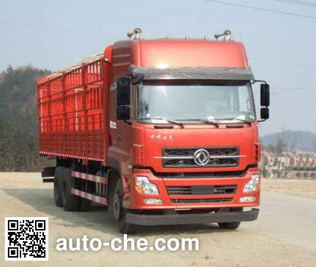 Dongfeng EQ5252CCYZM stake truck