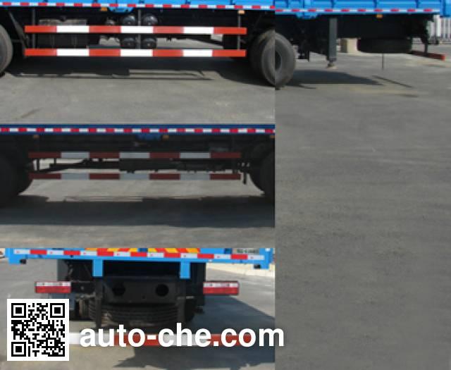 Dongfeng EQ5252JSQZM truck mounted loader crane
