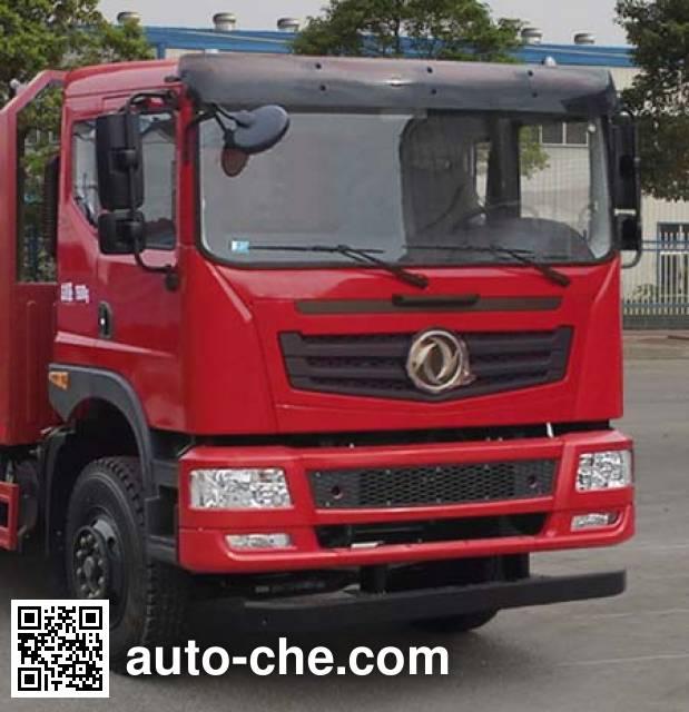 Dongfeng EQ5258TPBFV flatbed truck