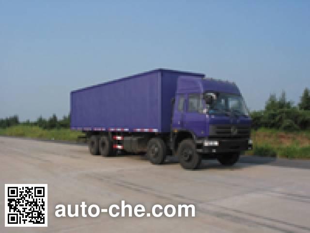 Dongfeng EQ5290XXBW box van truck