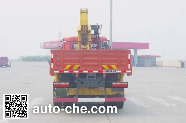 东风牌EQ5310JSQF1随车起重运输车