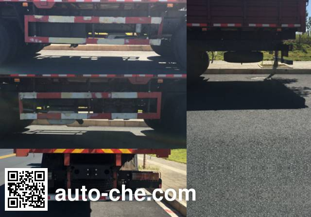 Dongfeng EQ5310JSQZMV truck mounted loader crane