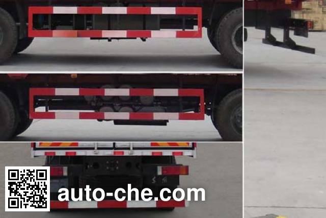 Dongfeng EQ5310XXYFV box van truck