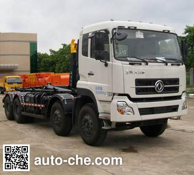 Dongfeng EQ5310ZXXS4 detachable body garbage truck