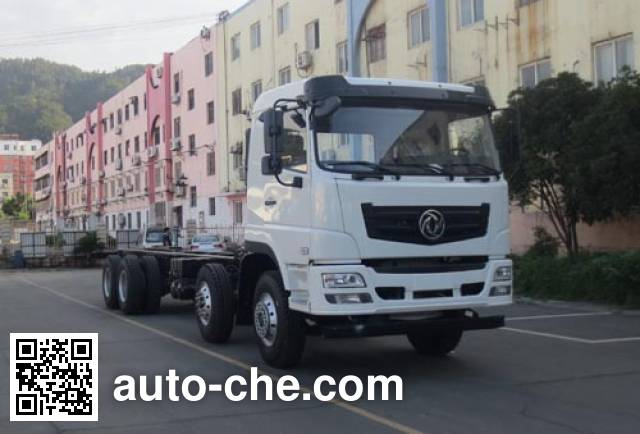Dongfeng EQ5311JSQFVJ truck mounted loader crane chassis