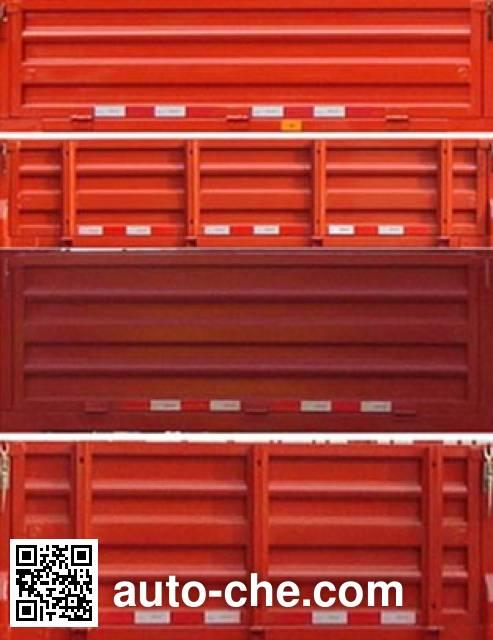 Dongfeng EQ5160JSQT5 truck mounted loader crane