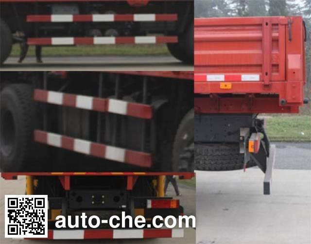 Dongfeng EQ5311JSQT truck mounted loader crane