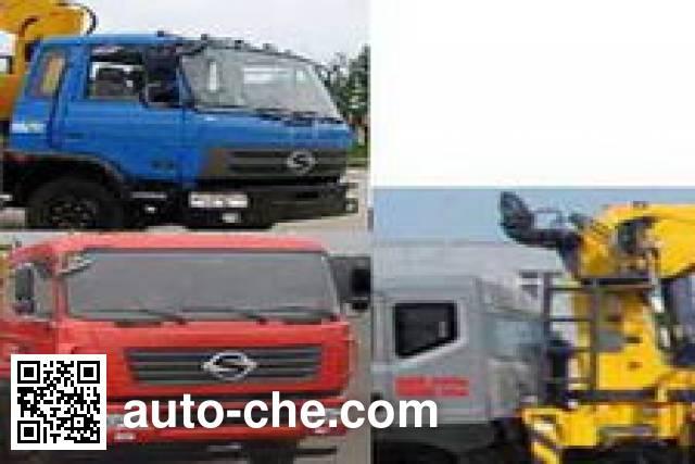 Dongfeng EQ5312JSQZM truck mounted loader crane