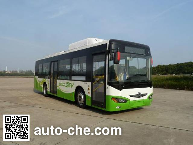 Dongfeng EQ6100CLCHEV hybrid city bus