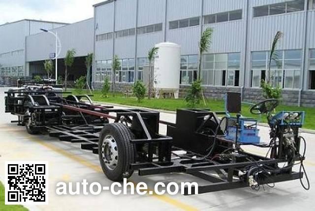 Dongfeng EQ6101KRACPHEV hybrid bus chassis