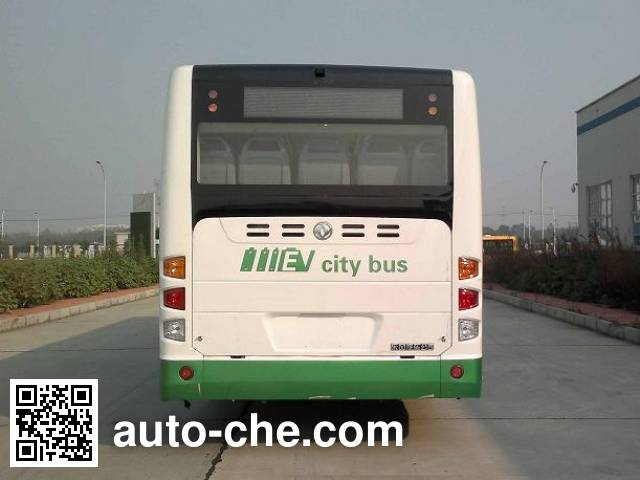Dongfeng EQ6110CLBEV electric city bus