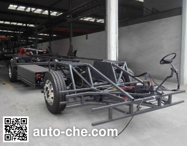 Dongfeng EQ6110KRACCHEV hybrid bus chassis