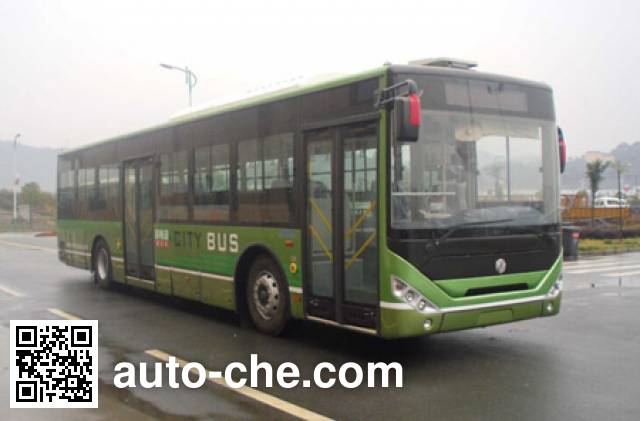 Dongfeng EQ6120CBEVT electric city bus