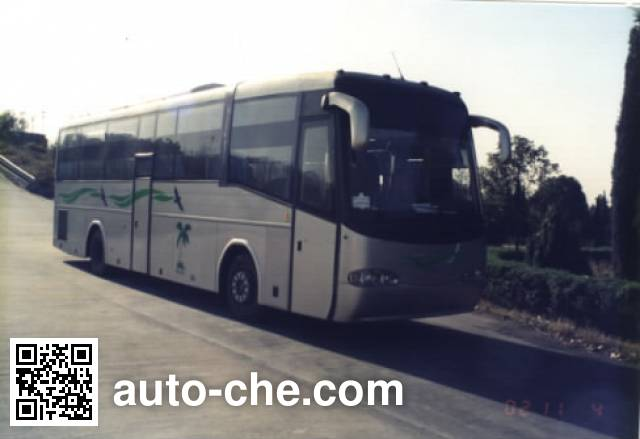 Dongfeng EQ6120WD1 luxury travel sleeper bus