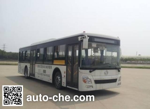 Dongfeng EQ6125CPHEV hybrid city bus