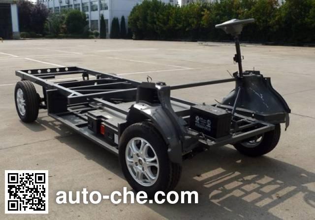 东风牌EQ6350KRACEV纯电动客车底盘