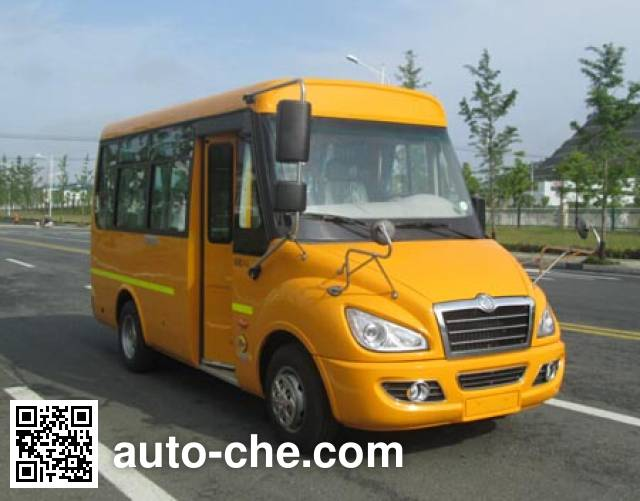 Dongfeng EQ6550LT bus