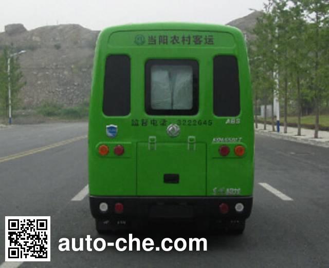 东风牌EQ6550LT1客车
