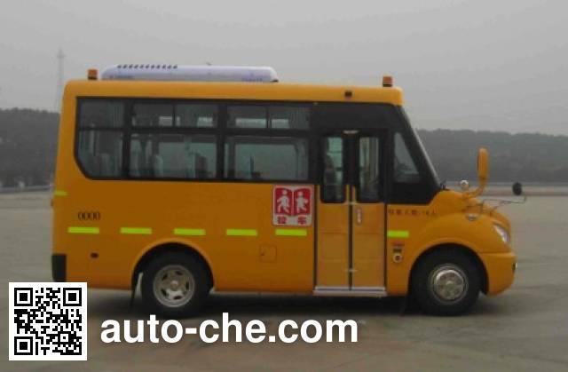 Dongfeng EQ6550ST preschool school bus
