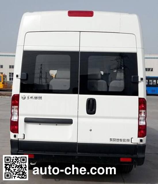 东风牌EQ6580CLBEV1纯电动客车