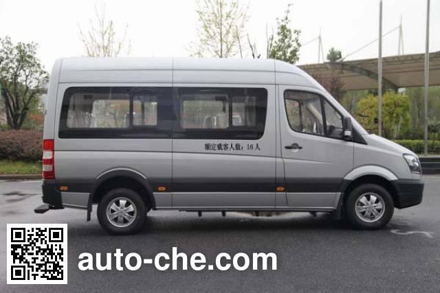 东风牌EQ6600CBEV3纯电动客车
