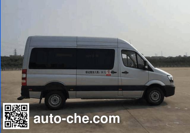 东风牌EQ6600CBEV4纯电动客车