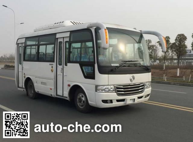 东风牌EQ6602CBEV纯电动城市客车