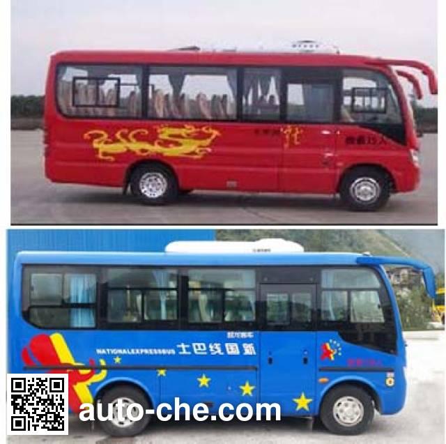 Dongfeng EQ6608LT3 bus