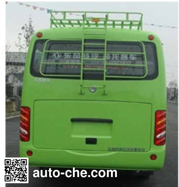 东风牌EQ6608LTV客车