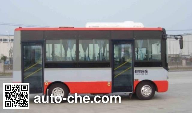 Dongfeng EQ6609CT city bus